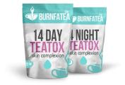 Burnfatea 14 Day Teatox Skin Complexion