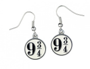 Official Harry Potter Jewellery Platform 9 3/4 Earrings