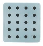 Kikkerland Silicone Mini Round Ice Cube Ball Tray