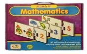 Numbers Puzzle set Kid Educational Toy Early Study mathematics set jigsaw