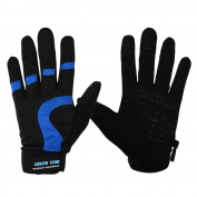 Smartstar Cycling Bike Bicycle Motorcycle Sports Gloves Full Finger (1144#) Size M