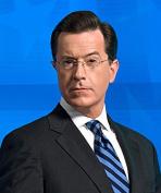 36cm x 43cm Stephen Colbert Silk Poster 6GS1-C4B
