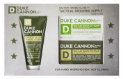 Duke Cannon Military Grade Class IV Shower + Shave Supply Kit - Made in USA