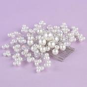 Women's Pearl Hairpin Wedding Bridal Hair Sticks