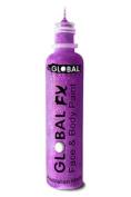 Global FX Glitter Gel - Purple