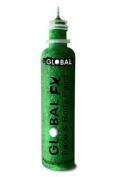 Global FX Glitter Gel - Emerald Green