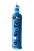 Global FX Glitter Gel - Aqua Blue