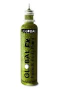Global FX Glitter Gel - Lime Green