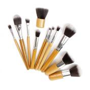 Lisli® Professional Makeup Brushes Cosmetic Make up Brush Set Power Blush Eyeshadow Eyebrow Lip Brushes