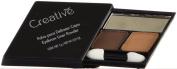 Creative Polvo para Delinear Cejas Eyebrow Liner Powder - Coffee