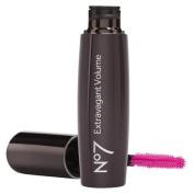 No7 Extravagant Volume Smooth, Lightweight Mascara in Black