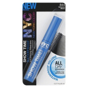 NYC Show Time Volumizing All Day Water Proof Mascara in Extreme Black