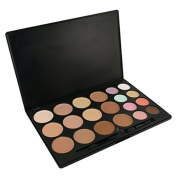 Aexge 20 Colours Professional Concealer Camouflage Foundation Makeup Palette Contour Face Contouring Kit