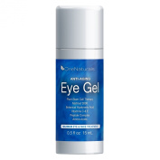 Anti-Ageing Eye Cream for Wrinkles, Dark Circles, Puffiness, Bags - Nutrient-Rich Ingredients include Vitamin C, Hyaluronic Acid, MSM, Jojoba Oil & More - The Best Eye Wrinkle Cream for Crow's Feet