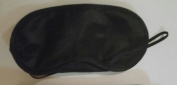 Black Flat Eye Mask for Sleeping Night Aid Dream in Comfort