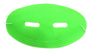 Domino Eye Mask, Green