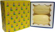"""Eggwhite and Chamomile 2 Bar Gift Set """"Eiwit Zweep"""""""