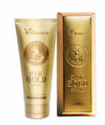 [Elizavecca] 24k Gold Snail Foam Cleansing 180ml