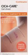 Cica-Care Cica-Care Gel Sheet For Scars Treatment- 1 Dressing 12Cm X 6Cm