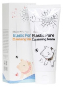ELIZAVECCA] Elastic Pore Cleansing Foam - 120ml