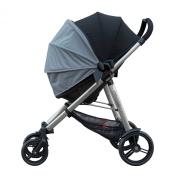 Olive + Oliver Simpleshade Stroller, Grey