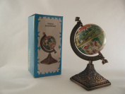 StarGifts Direct World Globe Die-Cast Antique Style Novelty Pencil Sharpener