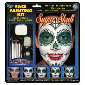 Wolf Novelties Face Painting Kit - Sugar Skull