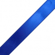 3.8cm X 25y Double-faced Royal Blue Satin Ribbon