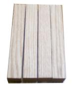 North American Oak Wood Turning Pen Blanks | Wood Pen Blanks 6 Pack | 1.9cm X 1.9cm X 13cm