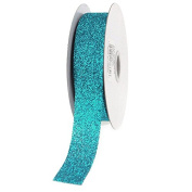 Glitter Ribbon Christmas Gift-wrapping, 2.2cm , 25-yard