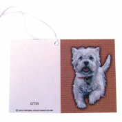Gift Tags w/ String - Westie