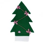 Susenstone® Hot Christmas Tree Shape Wine Bottle Sets Home Party Decorations