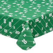 End Zone Football Vinyl Table Cover