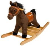 Melissa & Doug Plush Rocking Horse by Melissa & Doug