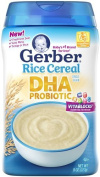 Gerber Baby Cereal DHA and Probiotic Rice, 240ml by Gerber Graduates