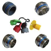 qdSpray Warm Water Nappy Sprayer Cache Adapter Kit