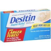 Desitin Creamy Nappy Rash Cream- 180ml (8 Tubes) by Desitin