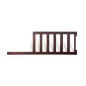 Child Craft Toddler Guard Rail for Mini Convertible Crib, Rich Java