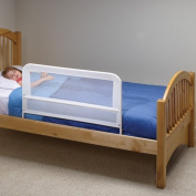 KidCo Children's Bed Rail - White Mesh by KidCo