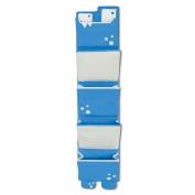 P'kolino Mess Eaters Hanging Organiser - Blue by P'Kolino