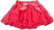 Wenchoice Hot Pink Chiffon Pettiskirt Girl's