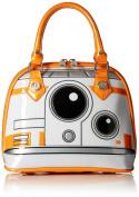 Loungefly BB8 Dome Bag Top Handle Bag