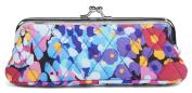 Gorgeous Vera Bradley Kisslock Case Coin Purse Sunglass/Eyeglass Holder in Impressionista