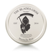 Moustache Wax - By The Blades Grim