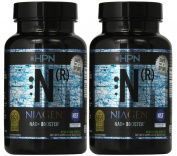 N (R) Niagen Nicotinamide Riboside by High Performance Nutrition - 2-Pack