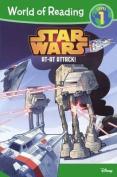 Star Wars At-At Attack! (World of Reading