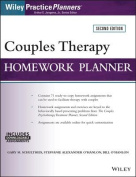 Couples Therapy Homework Planner, Second Edition with Download