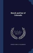 Bench and Bar of Colorado