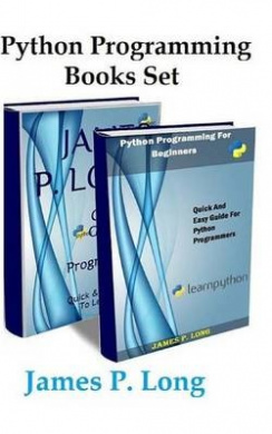 Python Programming Books Set: Python Programming for Beginners & Complete Guide for Python Programming