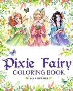 Pixie Fairy Coloring Book